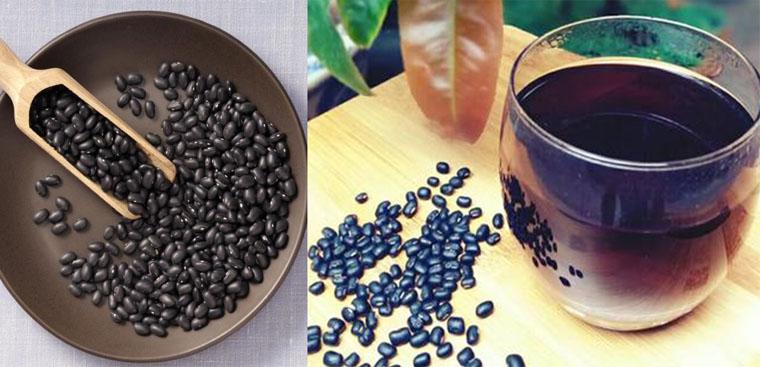 Cách làm nước đậu đen giảm cân