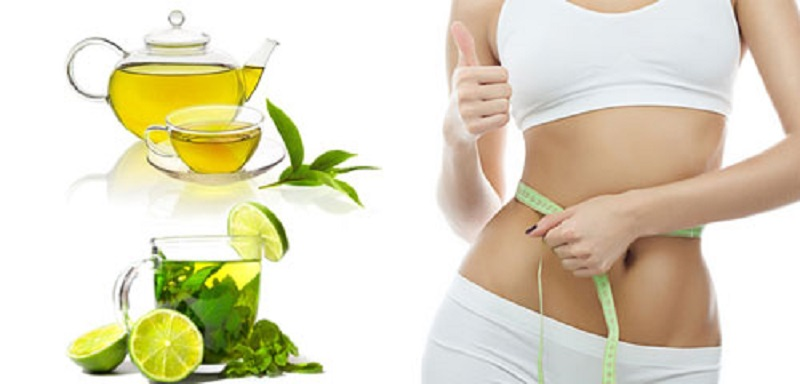 Tại sao uống trà xanh giảm cân