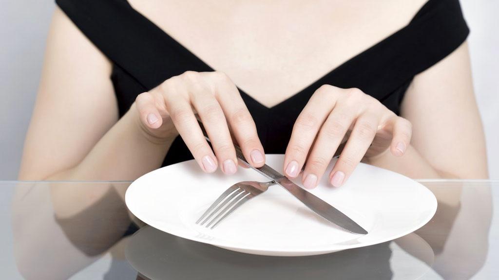 sai lầm trong quá trình giảm cân