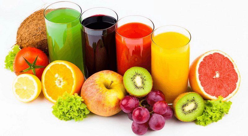 Có nên uống nước ép trái cây vào buổi tối-2