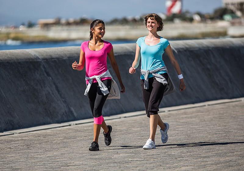 Đi bộ giảm cân đúng cách