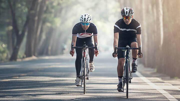 đạp xe tốt cho tim mạch