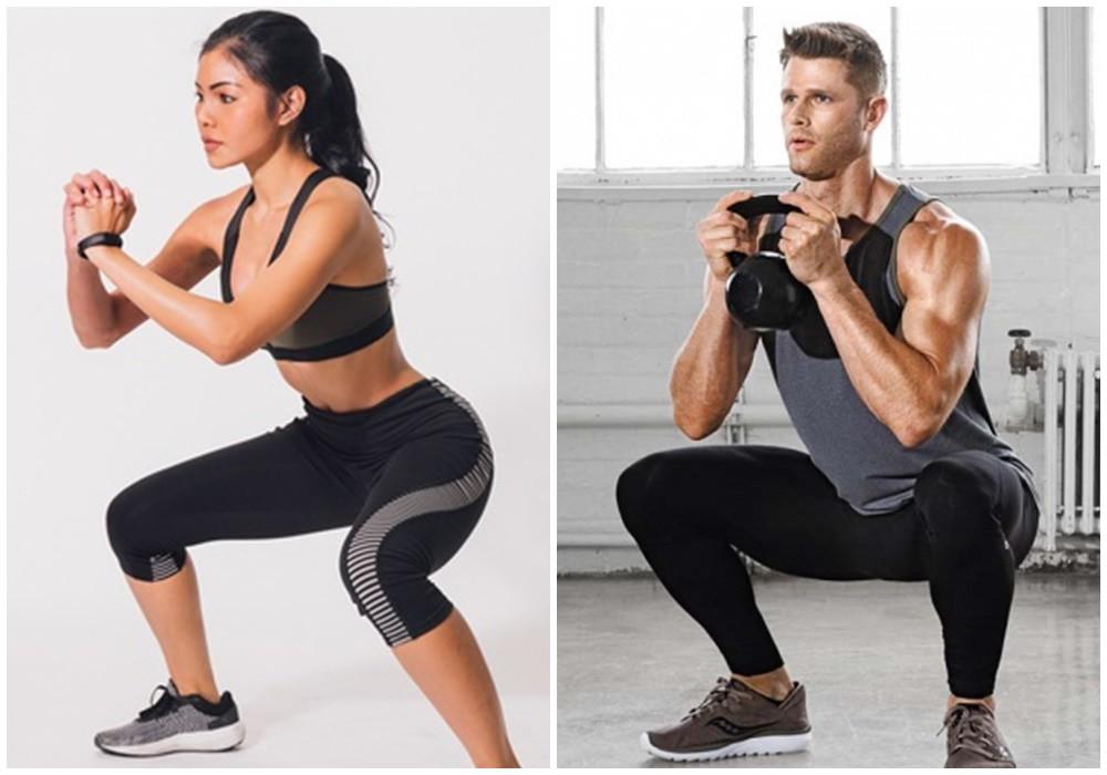 tập squat có tác dụng gì