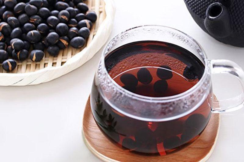 cách nấu nước đỗ đen