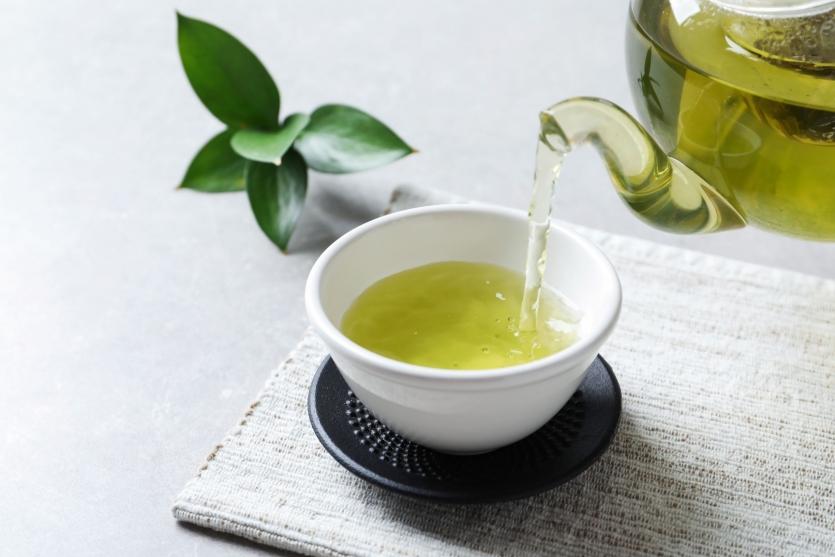 Uống nước trà xanh đúng cách