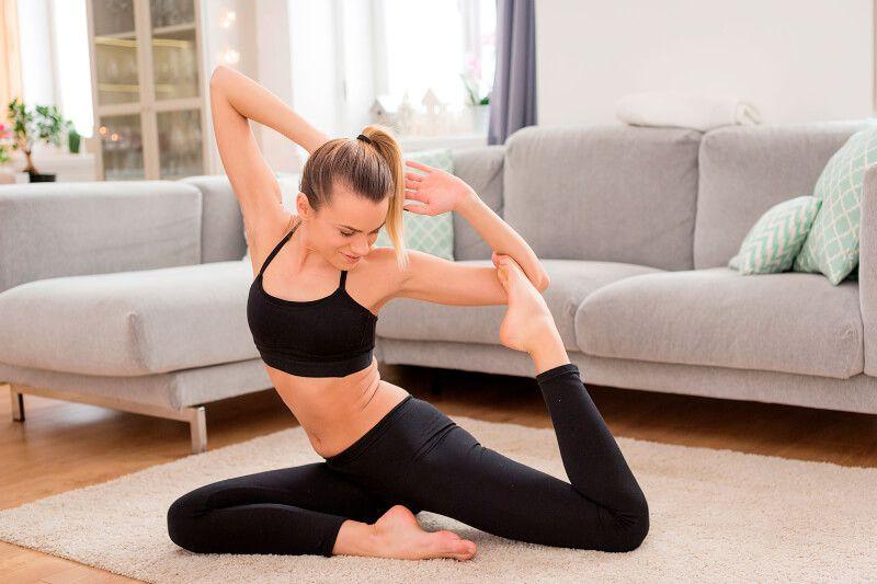 Những lưu ý khi tập yoga-1