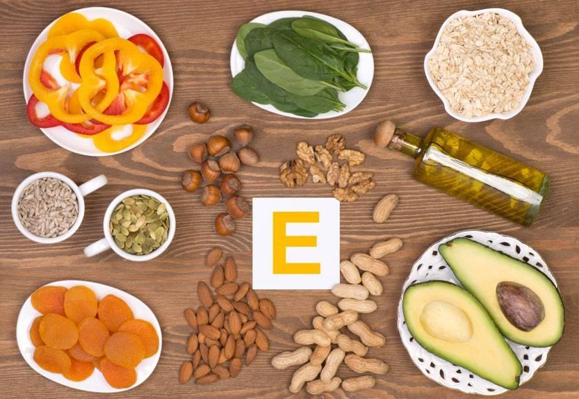 thực phẩm giàu vitamin E-1