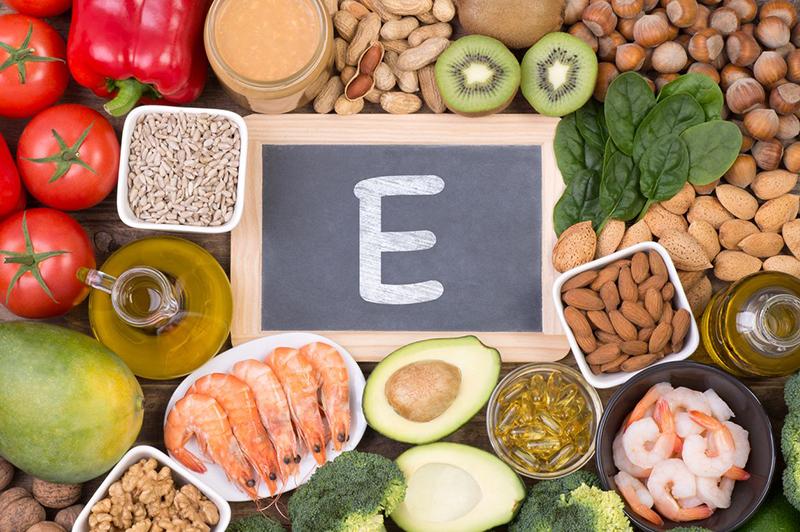Lợi ích của vitamin E-1