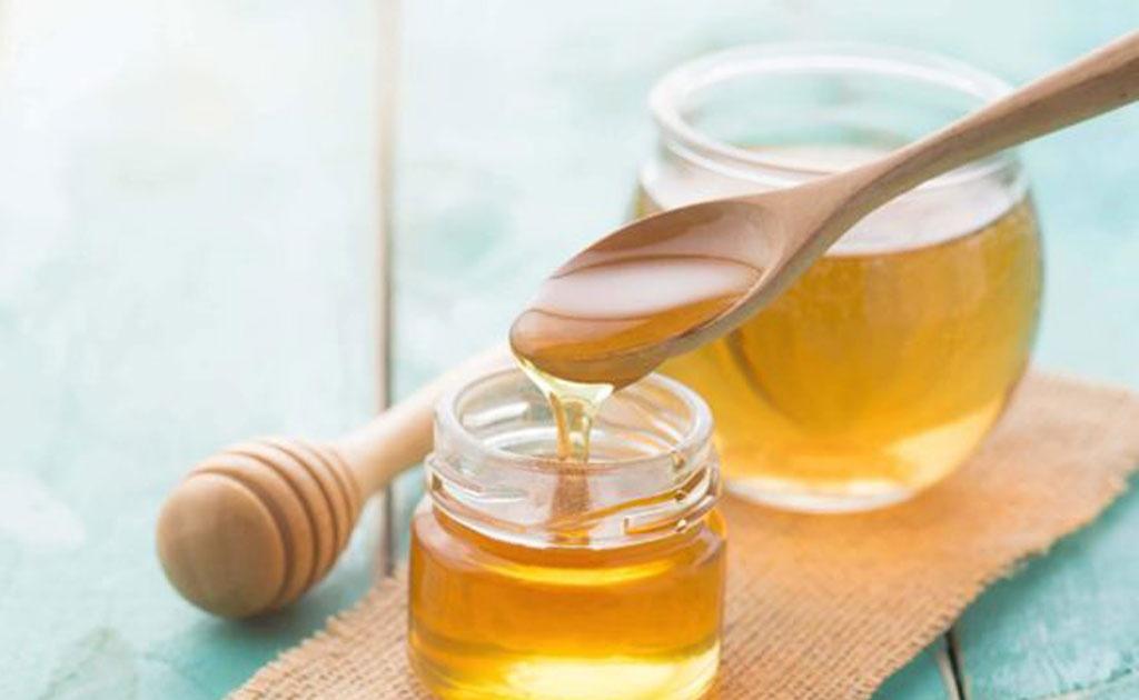 Uống nước chanh mật ong-1