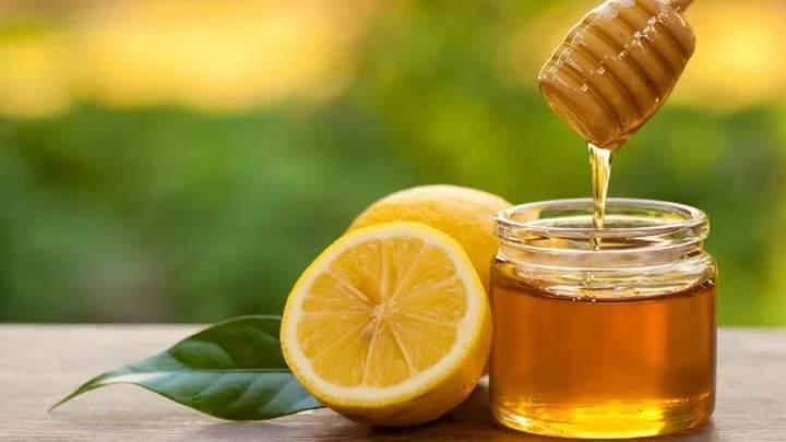 Uống nước chanh mật ong-2