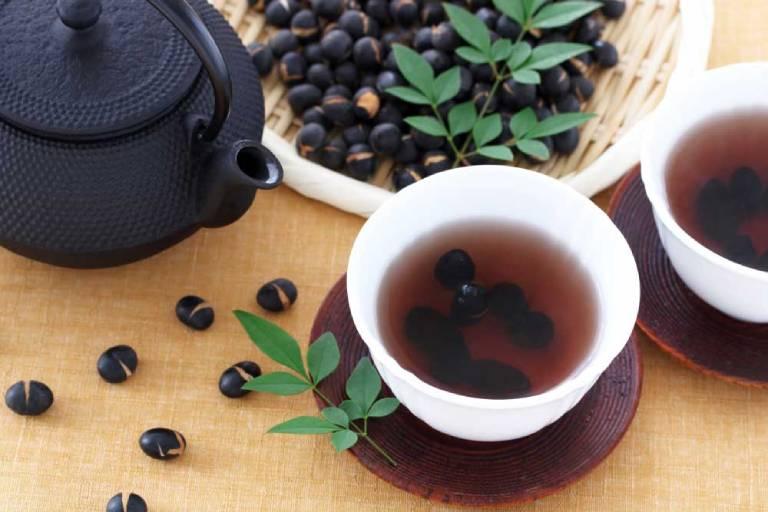 nước đậu đen giảm cân