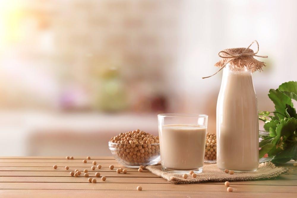 Lợi ích của sữa đậu nành