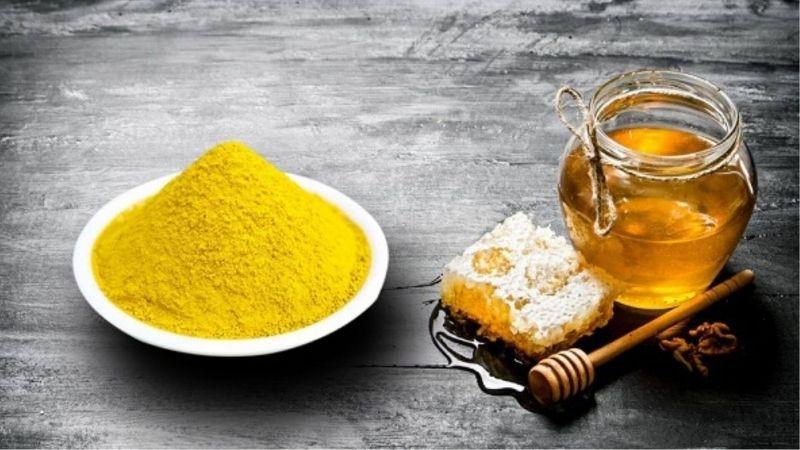 uống mật ong với nghệ có tăng cân không