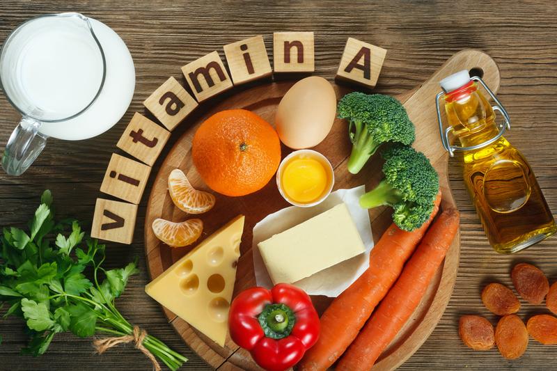 Vitamin A có trong thực phẩm nào-2