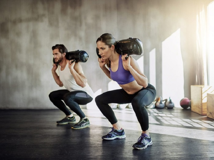 sai lầm phổ biến khi tập ABS Workout