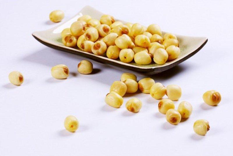Lợi ích từ hạt sen