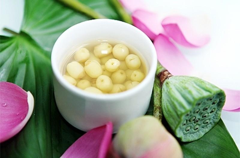 Lợi ích của hạt sen