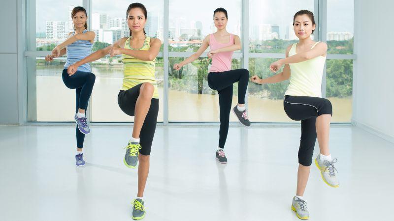 Bài tập thể dục aerobic-1