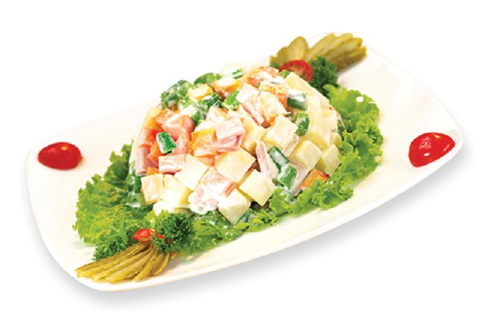 các loại salad giảm cân-1
