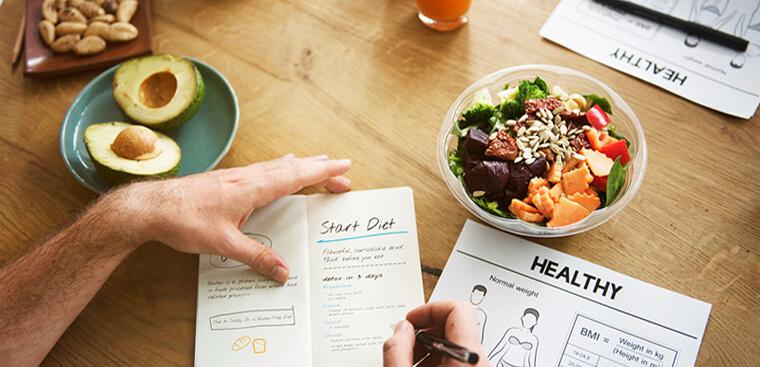 Cách giảm cân cho người hấp thụ tốt-2