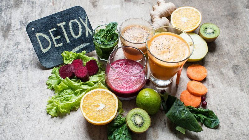 Cách làm detox giảm cân-1