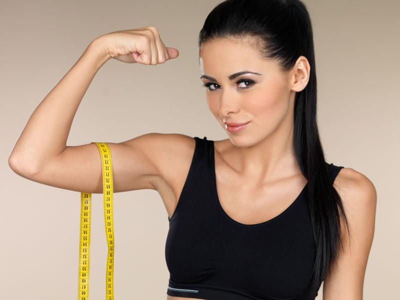 Lưu ý khi tập các bài tập giảm cơ bắp tay