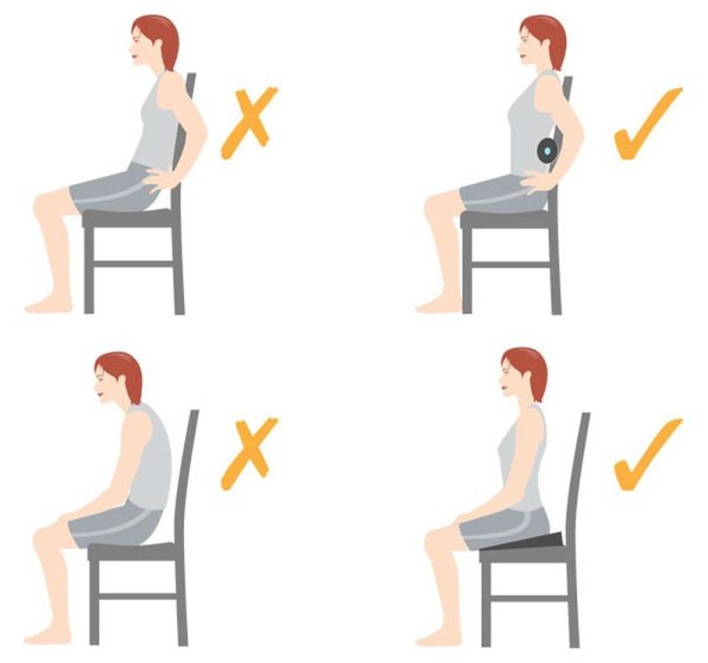 Cách tập ngồi thẳng lưng-2