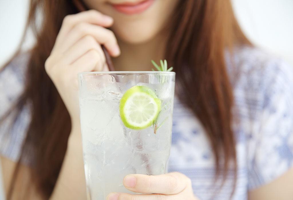 Nên uống nước chanh khi nào
