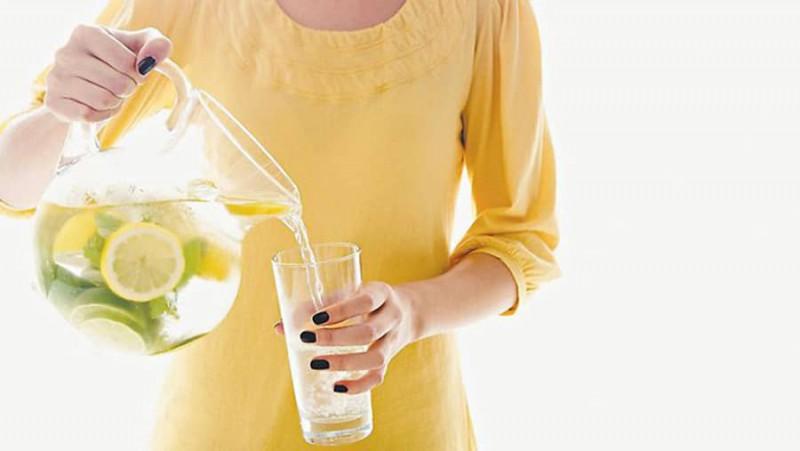 Cách uống nước chanh giảm cân-2