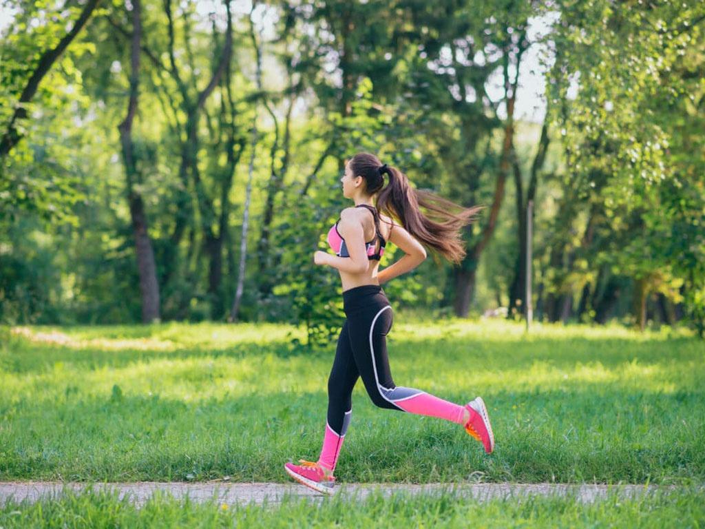 Chạy bộ có giảm mỡ bụng không-1