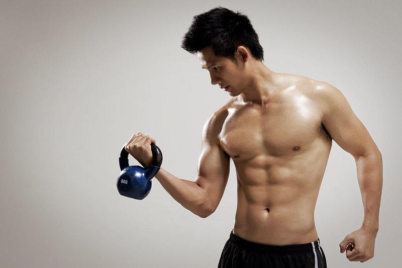 lịch tập gym tăng cơ giảm mỡ cho nam -2