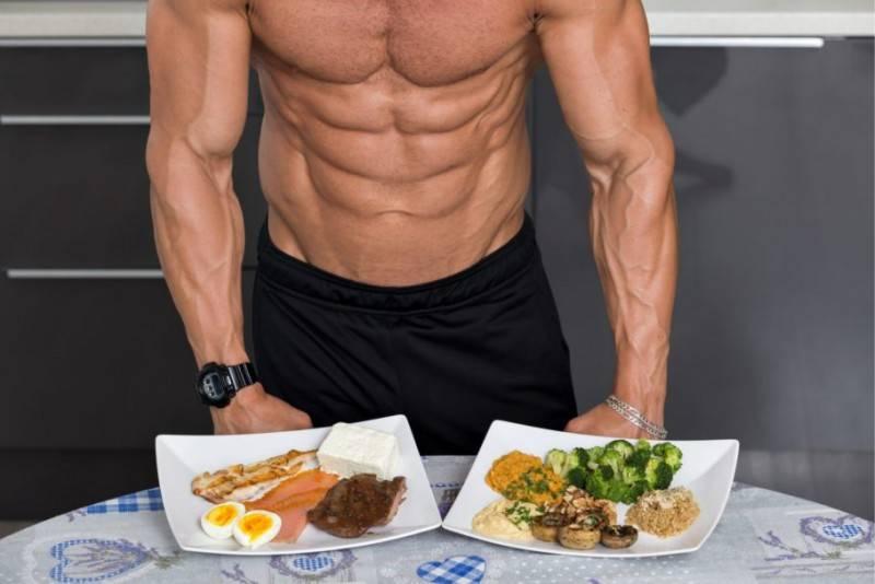 chế độ dinh dưỡng khi tập gym