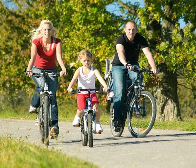 Bất ngờ với 13 lợi ích của việc đi xe đạp với cơ thể