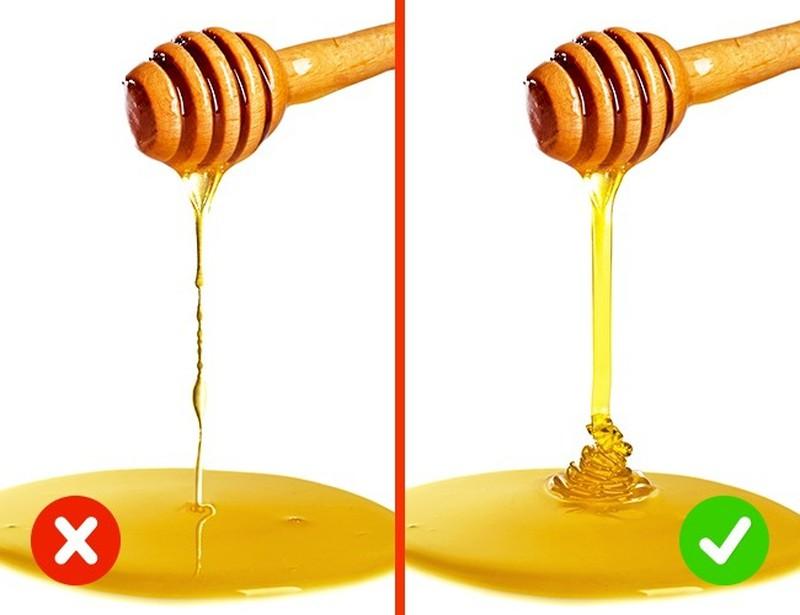 Phân biệt mật ong thật chuẩn