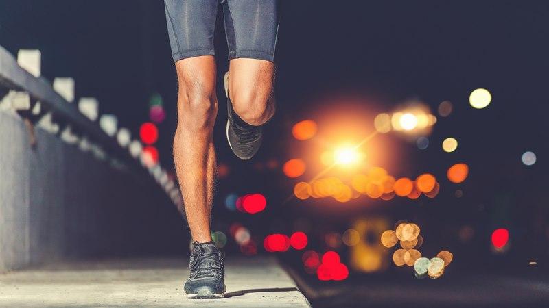 Chạy bộ buổi tối