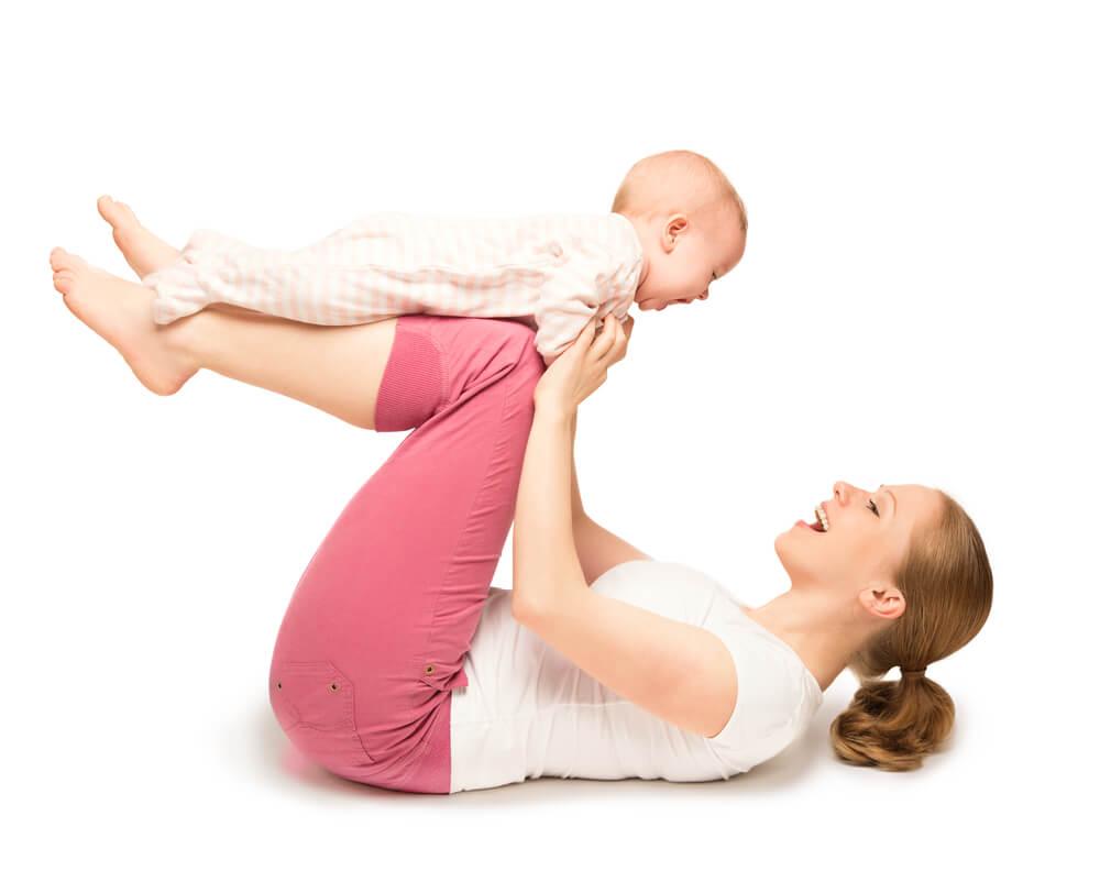 Phụ nữ sau sinh bao lâu thì tập thể dục được?