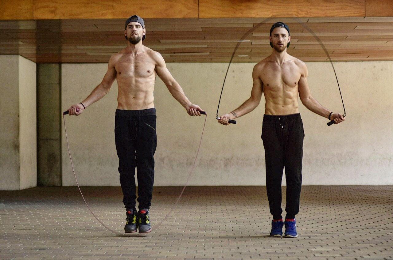 nhảy dây tốt cho hệ tim mạch
