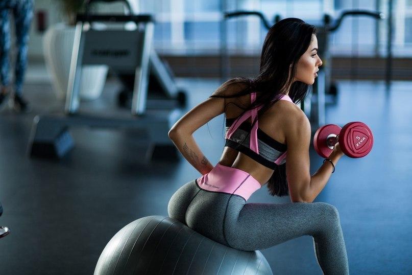 tập gym đúng cách cho nữ giảm cân-1