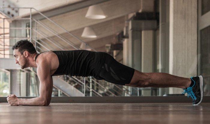 Tập Plank trong thời gian bao lâu thì tốt