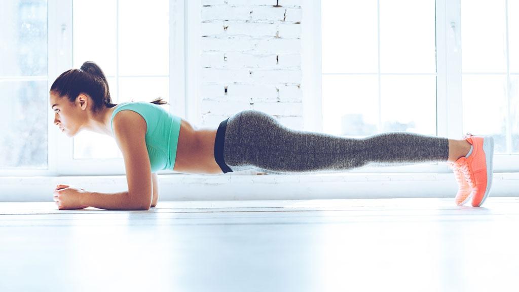Tập plank vào thời gian nào? Tập Pank bao lâu thì tốt?