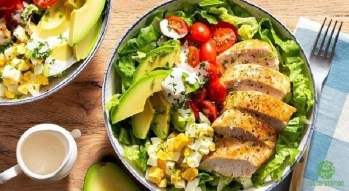 Chia sẻ thực đơn hàng ngày giúp giảm cân lành mạnh