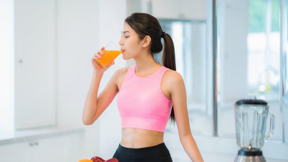 Uống gì để giảm cân nhanh nhất tại nhà?