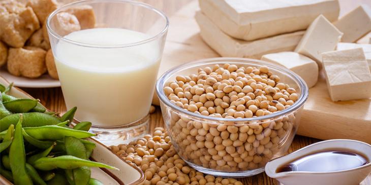 Bí quyết uống sữa đậu nành giảm cân