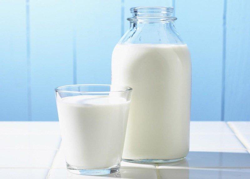 Cách uống sữa tươi có đường tăng cân