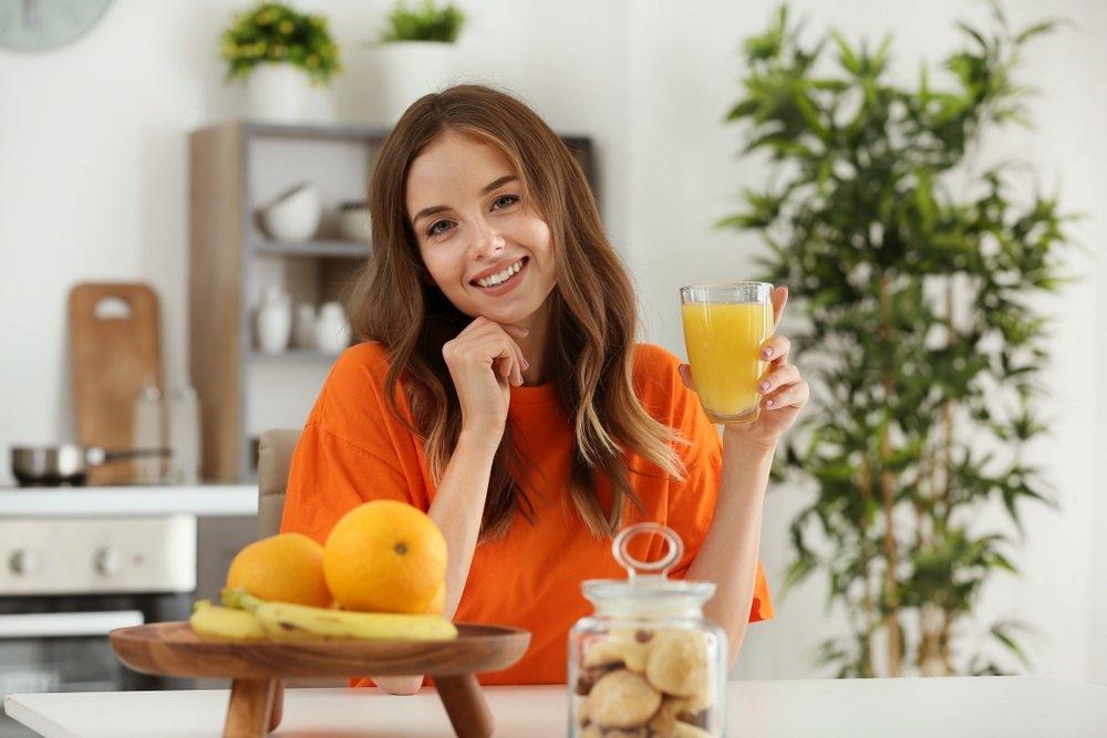 1 quả cam bao nhiêu calo? Uống nước cam có tác dụng gì?