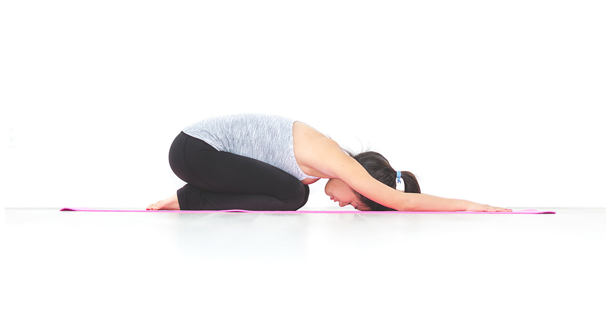 Vì sao tập yoga chữa đau lưng