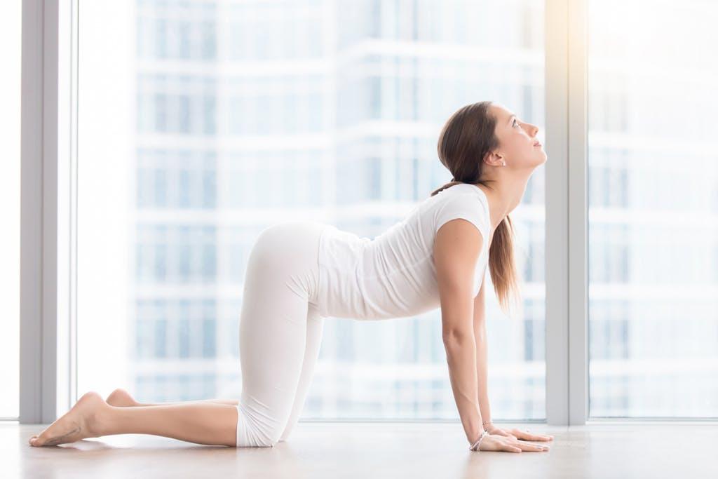 Lưu ý khi tập yoga chưa đau lưng