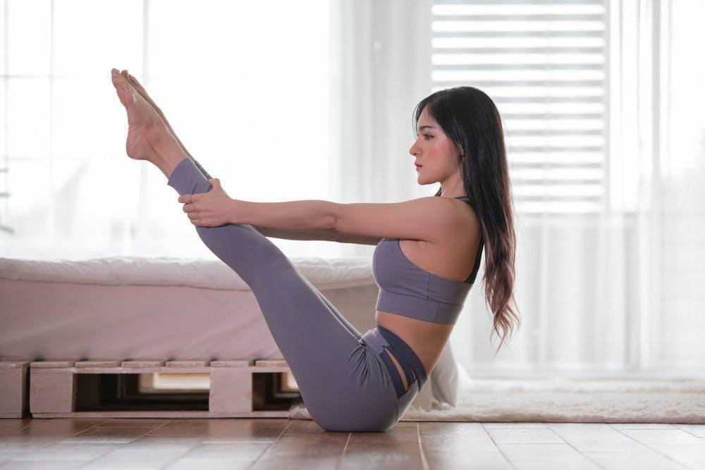 bài tập yoga giảm cân trước khi đi ngủ-3