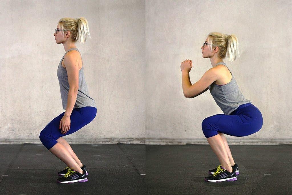 Tư thế squat