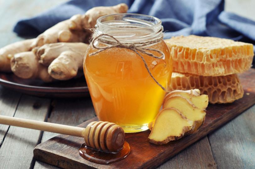 lợi ích sức khi kết hợp gừng với mật ong